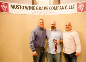 winemaker dinner_musto wine grape-winemaking