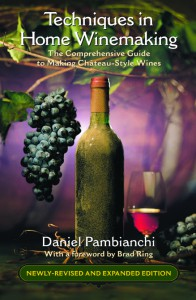 daniel pambianchi_musto wine grape techniques in homewinemaking