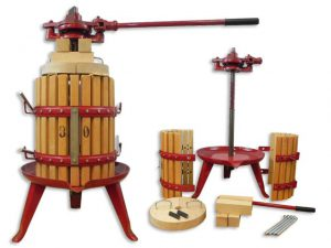 wine press-winemaking-how to make wine