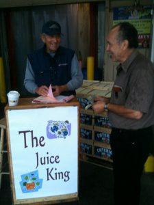 pat musto-musto wine grape- the juice king