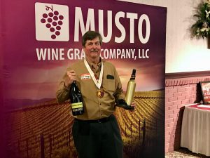 Musto Wine Grape Winemaker Awards Banquet
