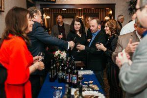Musto Wine Grape Winemaker Awards Banquet