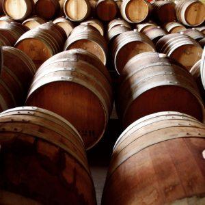 wine barrels-wine barrel toast leves